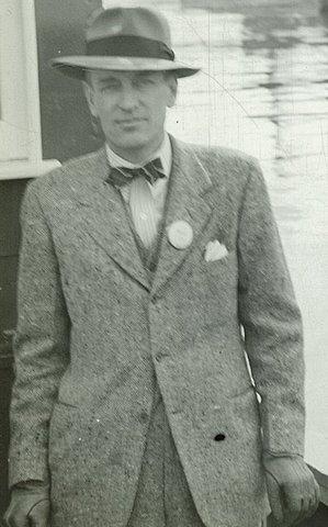 Historical photo of founder Duke Luedtke